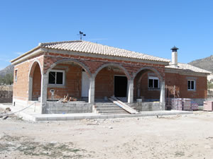 Eden villas spain specialices in country houses on the Build own house