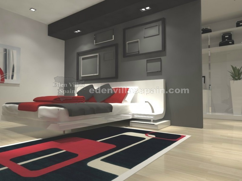 Brand new villa in catral catral alicante new construction 3718 - Kleur kamer ...