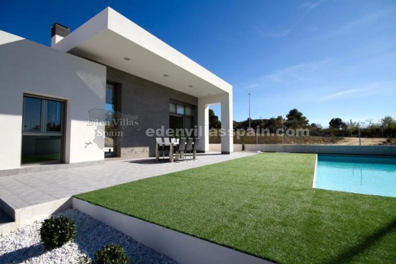 Nouvelle maison en benijofar benijofar alicante for Prix nouvelle construction