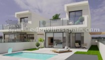 Brand New Villa in Orihuela Costa