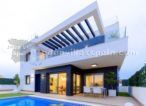 Coastal Villa in Orihuela Costa