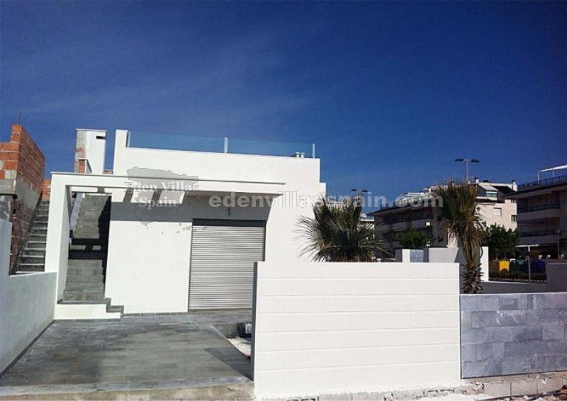 Maison de la c te en costa blanca costa blanca alicante for El jardin del eden alicante