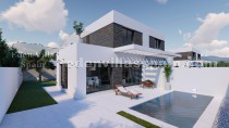 Brand New Villa in Daya Vieja